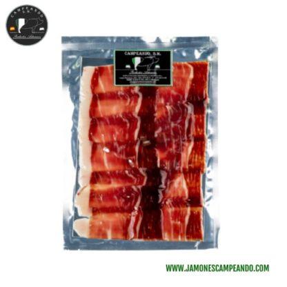 jamón loncheado en sobres de 100 gramos